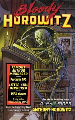 Cover image for Bloody Horowitz