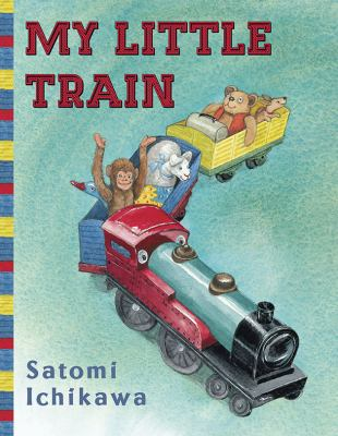 Cover image for My little train