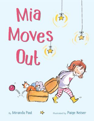 Cover image for Mia moves out