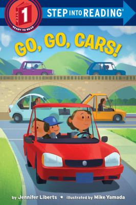 Cover image for Go, go, cars!