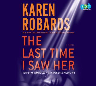 Cover image for The last time I saw her