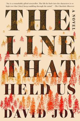 Cover image for The line that held us