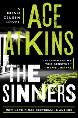 Cover image for The sinners