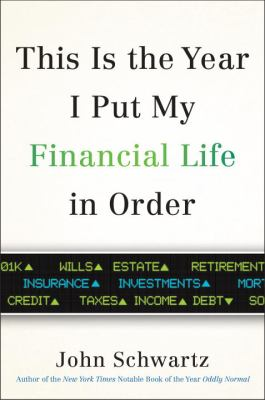 Cover image for This is the year I put my financial life in order