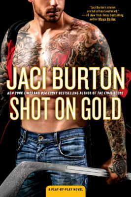 Cover image for Shot on gold