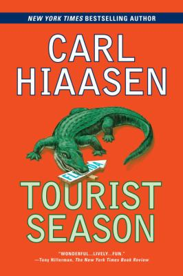 Cover image for Tourist season