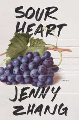 Cover image for Sour heart : stories