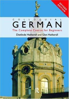 Cover image for Colloquial German : a complete course for beginners