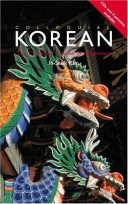 Cover image for Colloquial Korean : the complete course for beginners