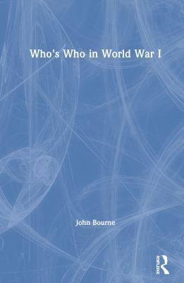 Cover image for Who's who in World War One