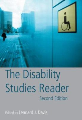 Cover image for The disability studies reader