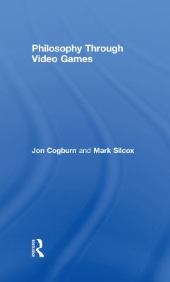 Cover image for Philosophy through video games