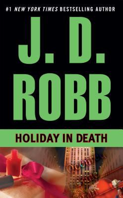 Cover image for Holiday in death