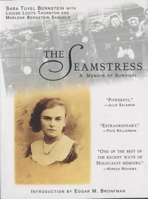 Cover image for The seamstress : a memoir of survival
