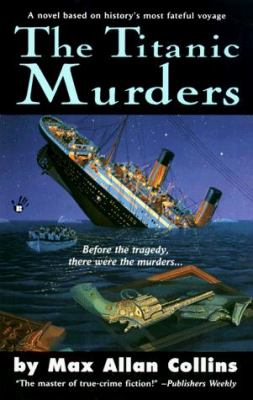 Cover image for The Titanic murders