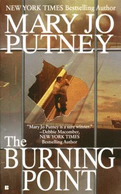 Cover image for The burning point