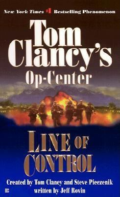 Cover image for Tom Clancy's op center : line of control