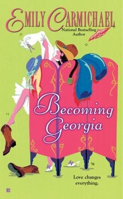 Cover image for Becoming Georgia
