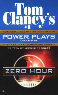 Cover image for Tom Clancy's power plays. Zero hour
