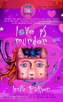 Cover image for Love is murder