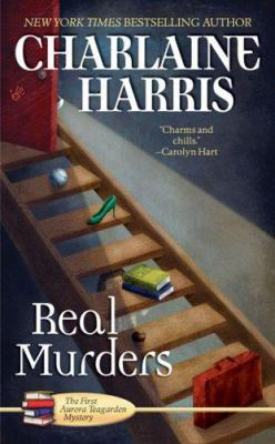Cover image for Real murders