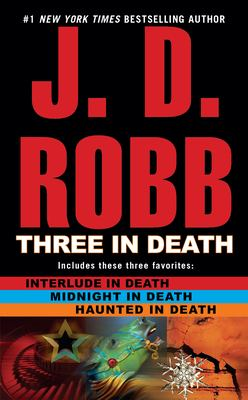 Cover image for Three in death