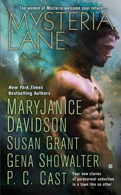 Cover image for Mysteria Lane