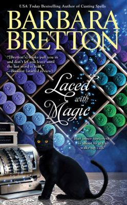 Cover image for Laced with magic