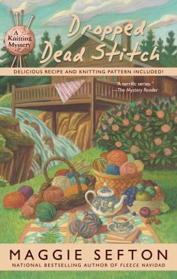 Cover image for Dropped dead stitch