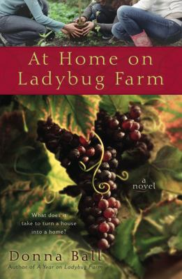 Cover image for At home on Ladybug Farm