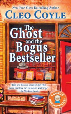 Cover image for The ghost and the bogus bestseller