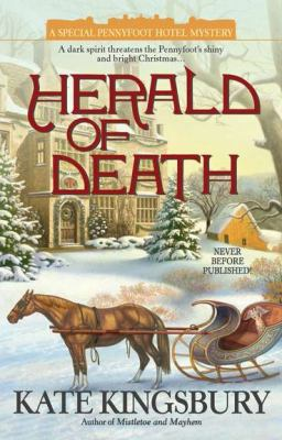 Cover image for Herald of death