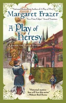 Cover image for A play of heresy
