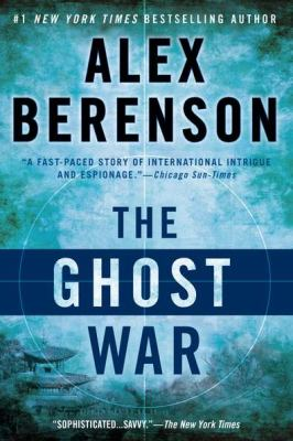 Cover image for The ghost war