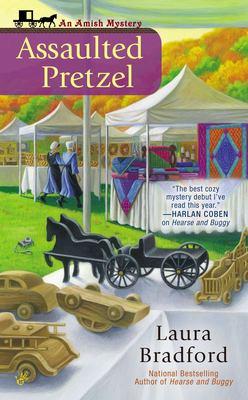 Cover image for Assaulted pretzel