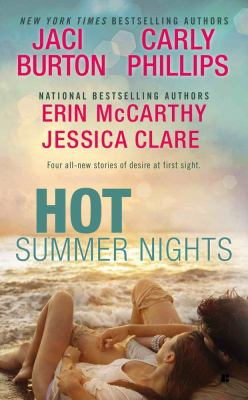 Cover image for Hot summer nights