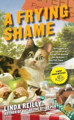 Cover image for A frying shame