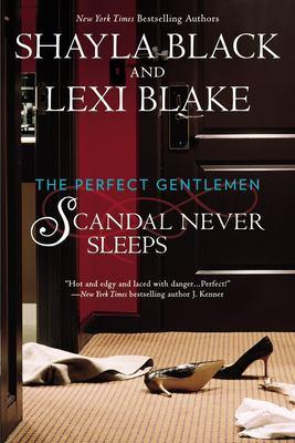 Cover image for Scandal never sleeps