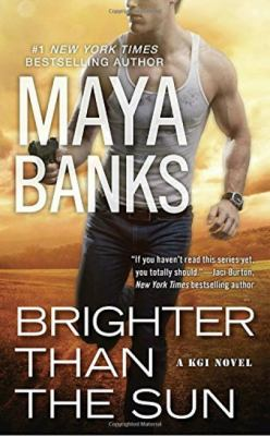 Cover image for Brighter than the sun