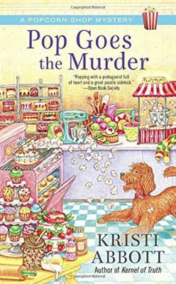 Cover image for Pop goes the murder