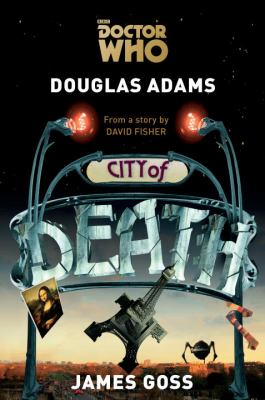 Cover image for City of death