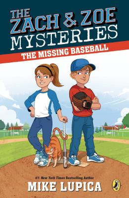 Cover image for The missing baseball