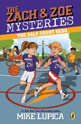 Cover image for The half-court hero