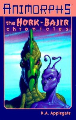 Cover image for The Hork-Bajir Chronicles