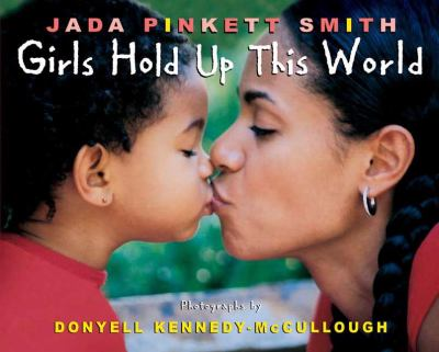 Cover image for Girls hold up this world
