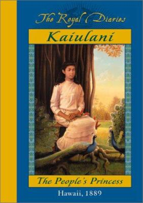 Cover image for Kaiulani : the people's princess