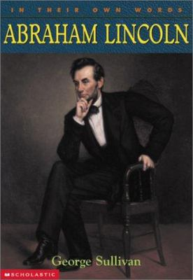 Cover image for In their own words : Abraham Lincoln