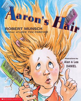 Cover image for Aaron's hair