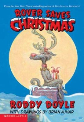 Cover image for Rover saves Christmas