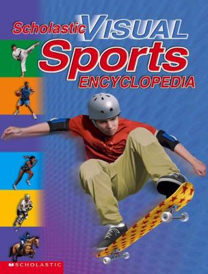 Cover image for Scholastic visual sports encyclopedia.